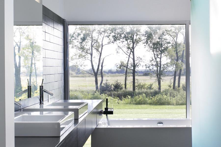 Case Study Kohout Residence Bath Custom Home Magazine