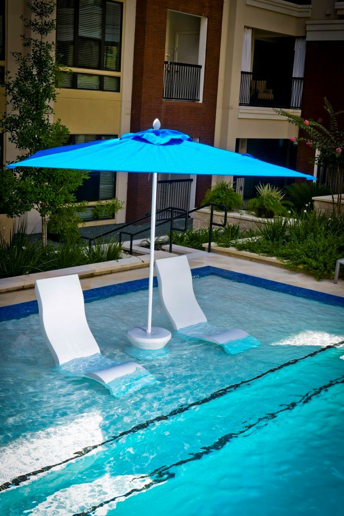 Ledge Lounger Releases New Chair Aquatics International