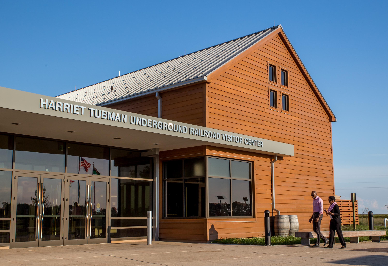 Church Creek MD USA Harriet Tubman Underground