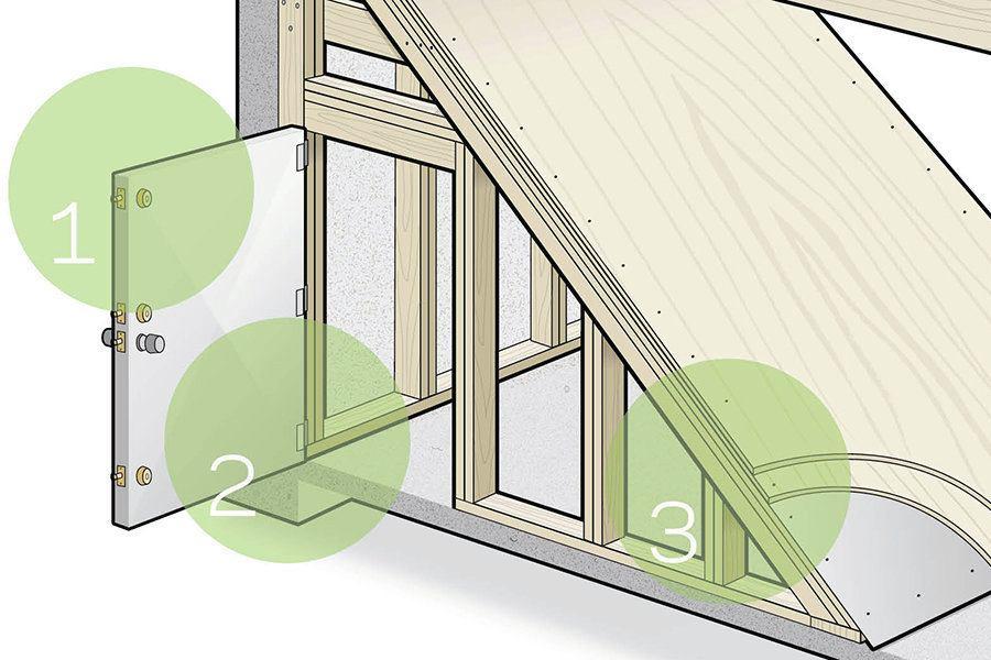 Safe Room Construction Tips Builder Magazine