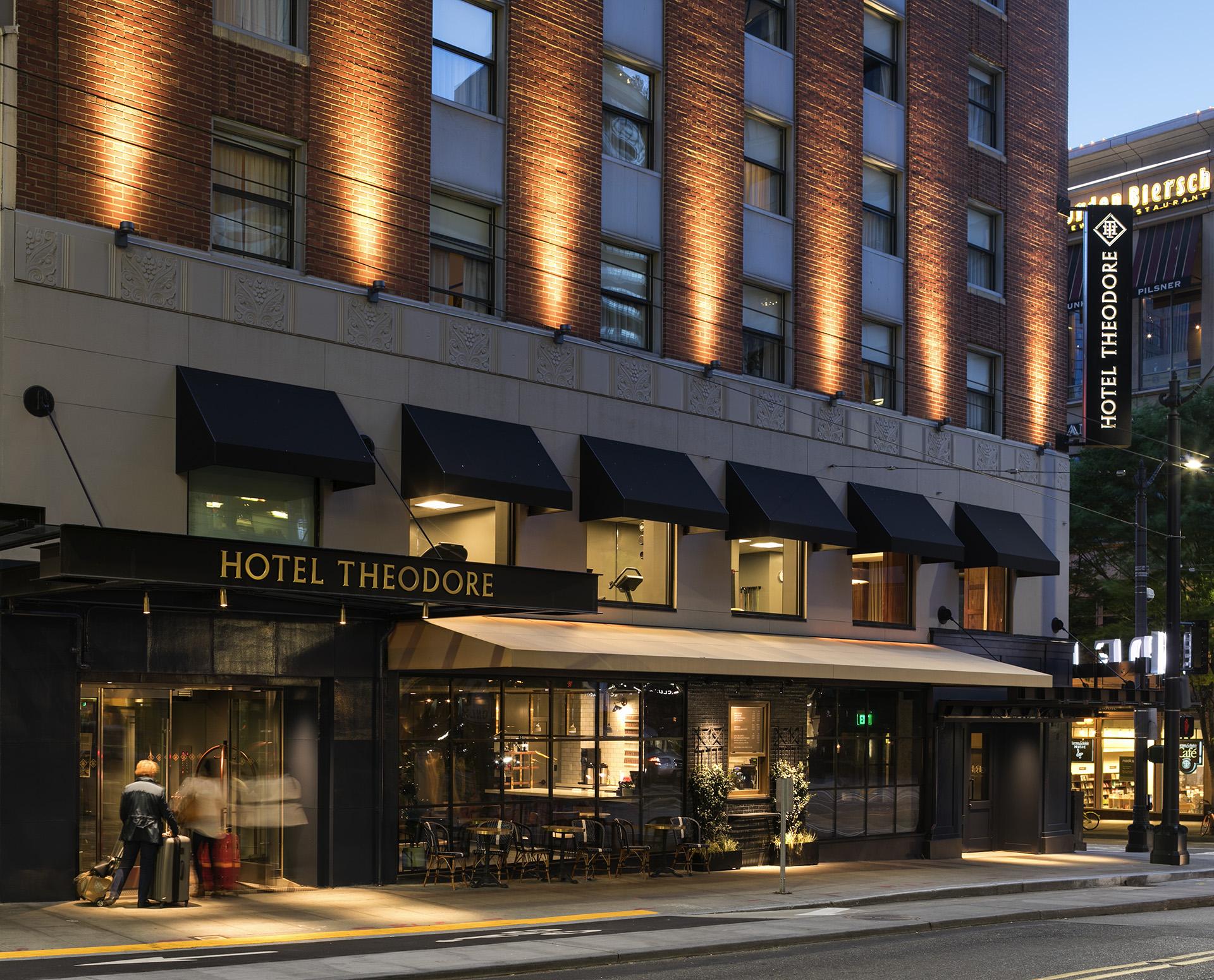 Restaurants Near Roosevelt Hotel Seattle