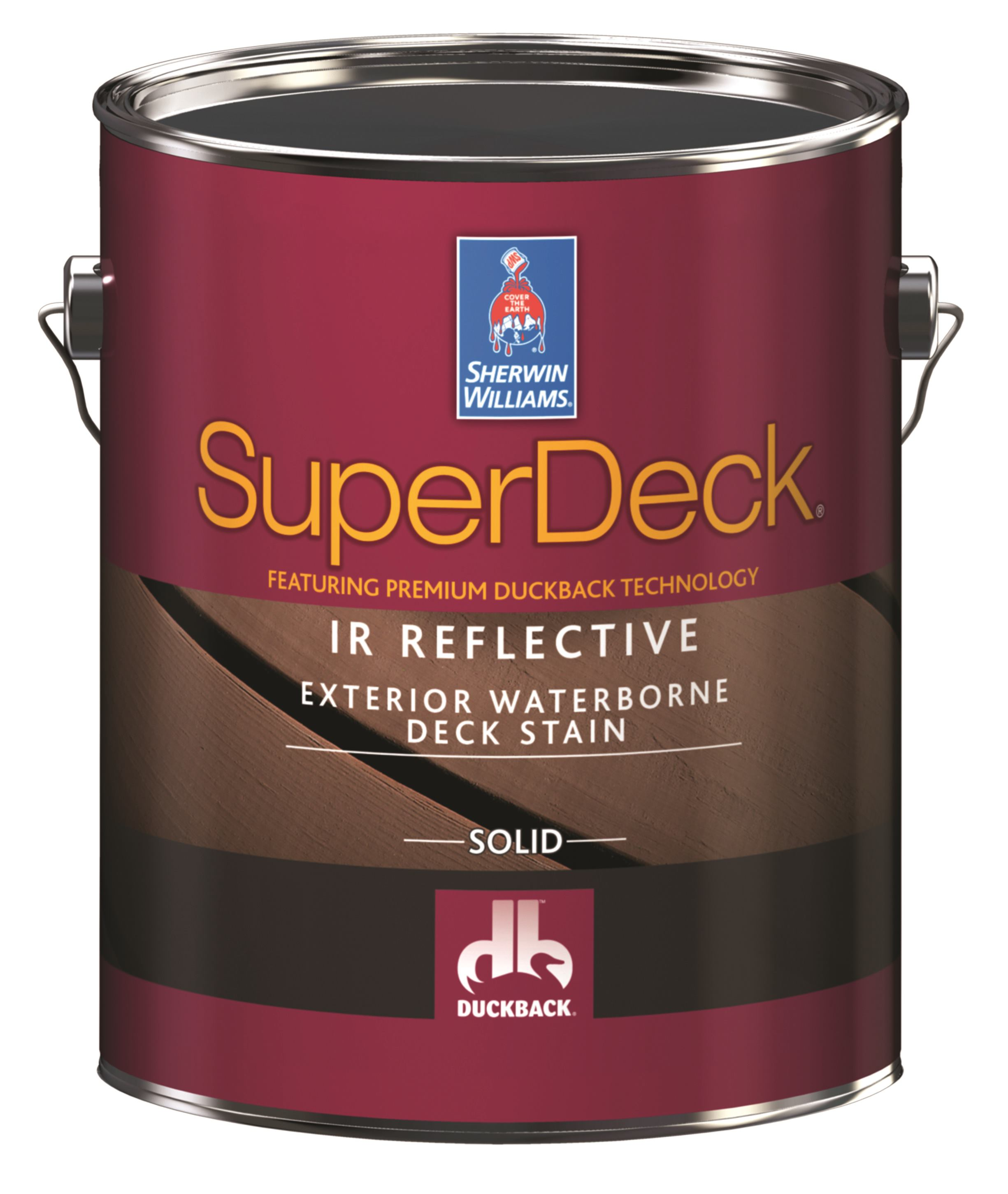 Reflective Stain Professional Deck Builder