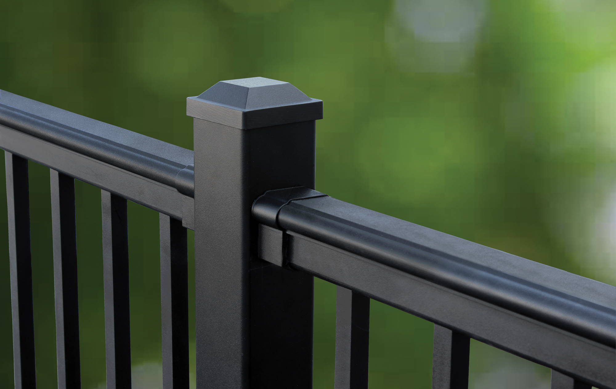 Easy Installation With Fairway S Slimline Railing Jlc Online