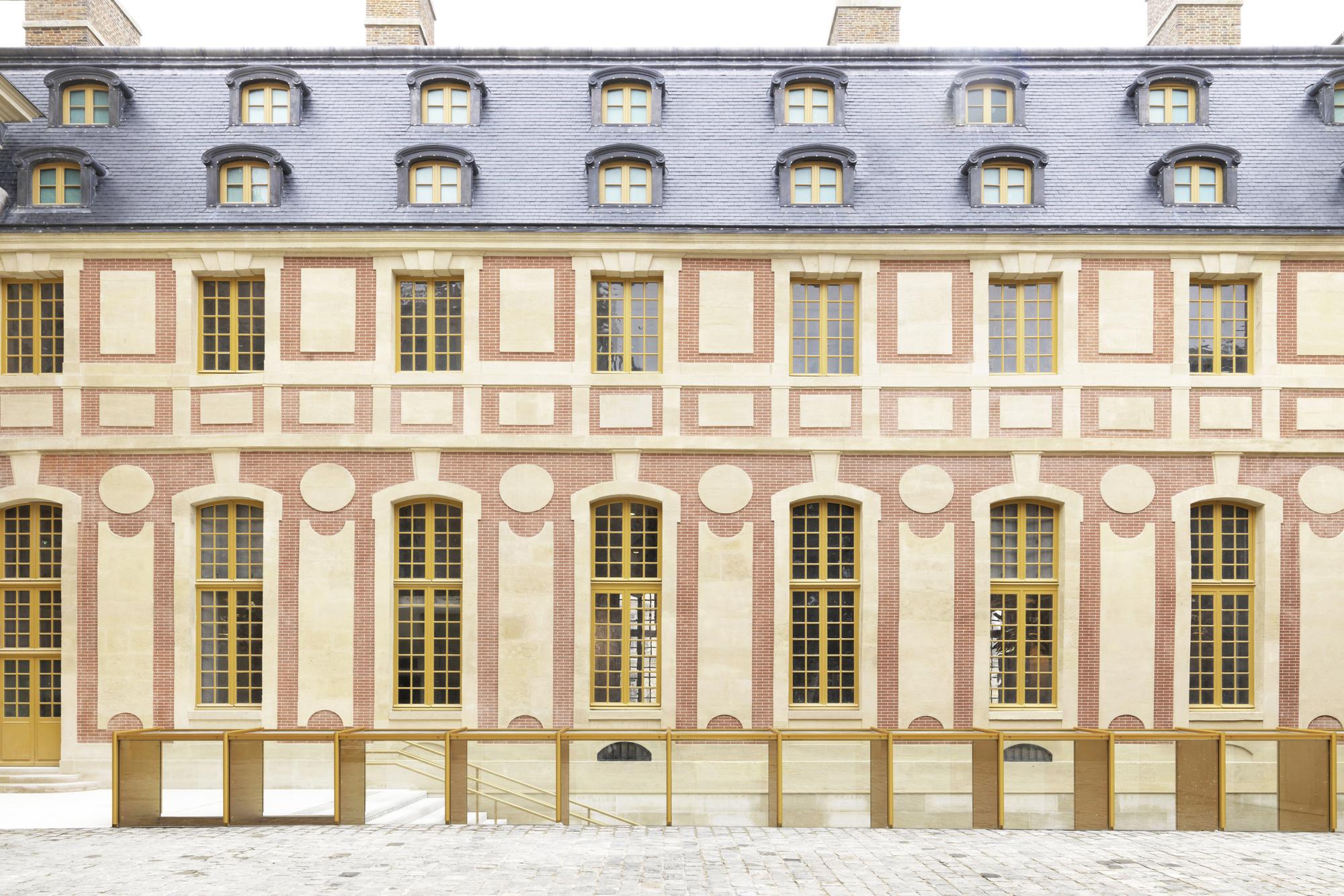 Dominique Perrault Updates Versailles Architect Magazine