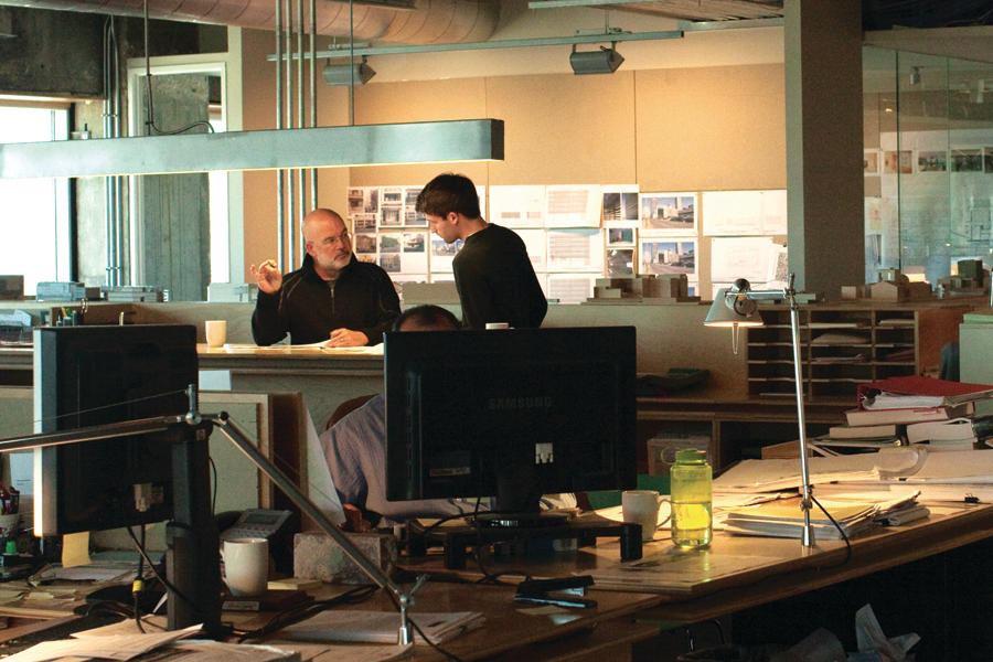 Eskew dumez ripple architect magazine architects for Metairie architects