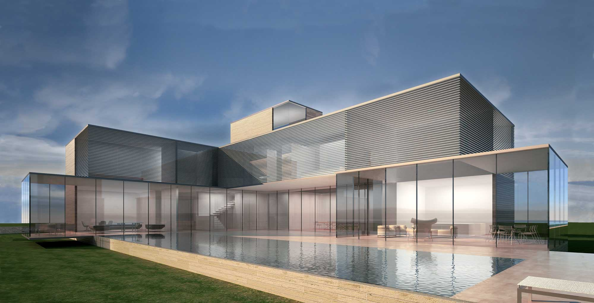 new projects by david jameson architect