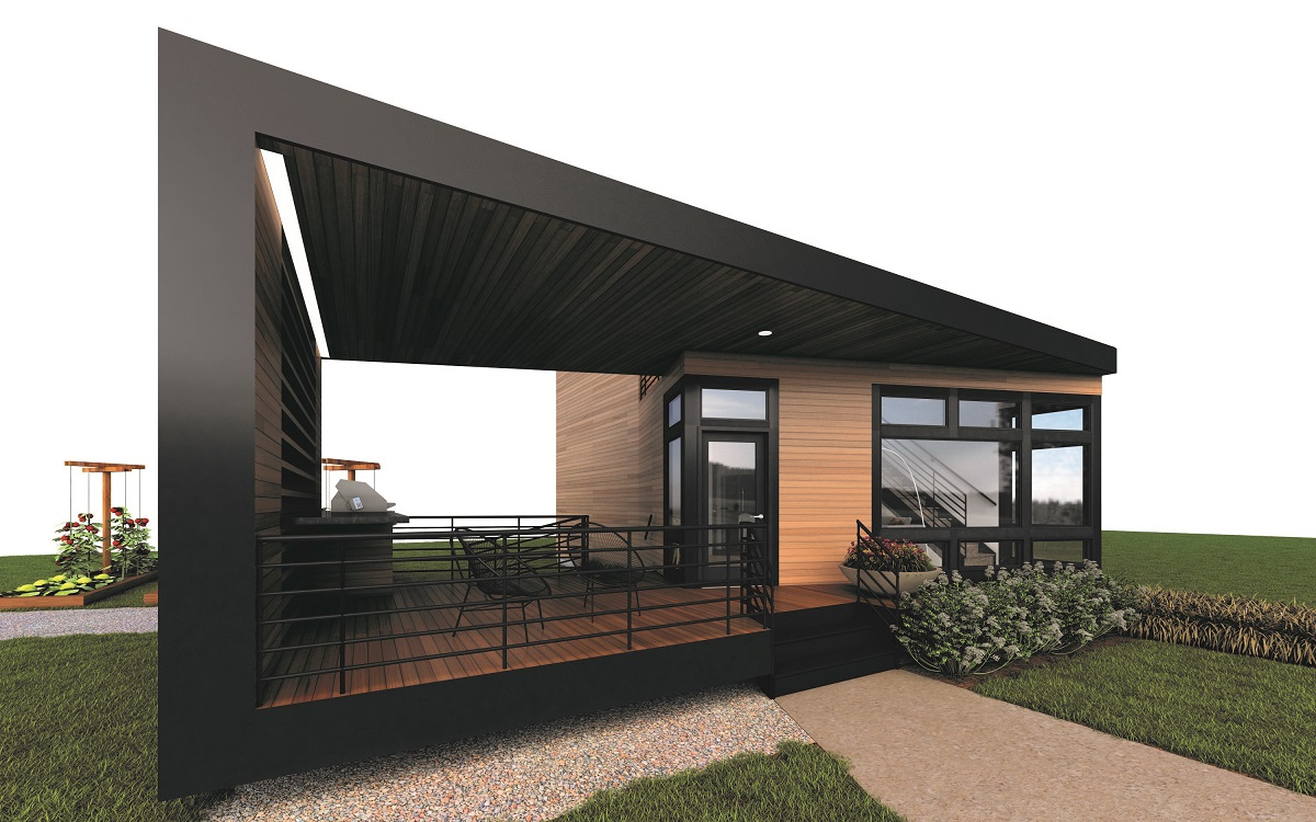 Moody Nolan's Legacy House Provides New Prototype of Affordable ...