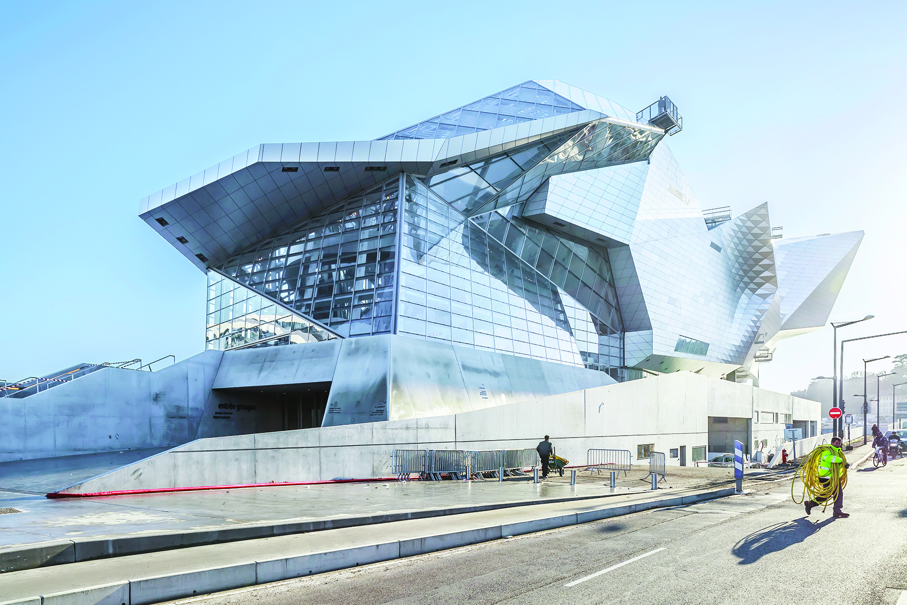 Musée Des Confluences | Architect Magazine | Coop Himmelb(l)au, Lyon, France,  Cultural, Institutional, New Construction, Cultural Projects, ...