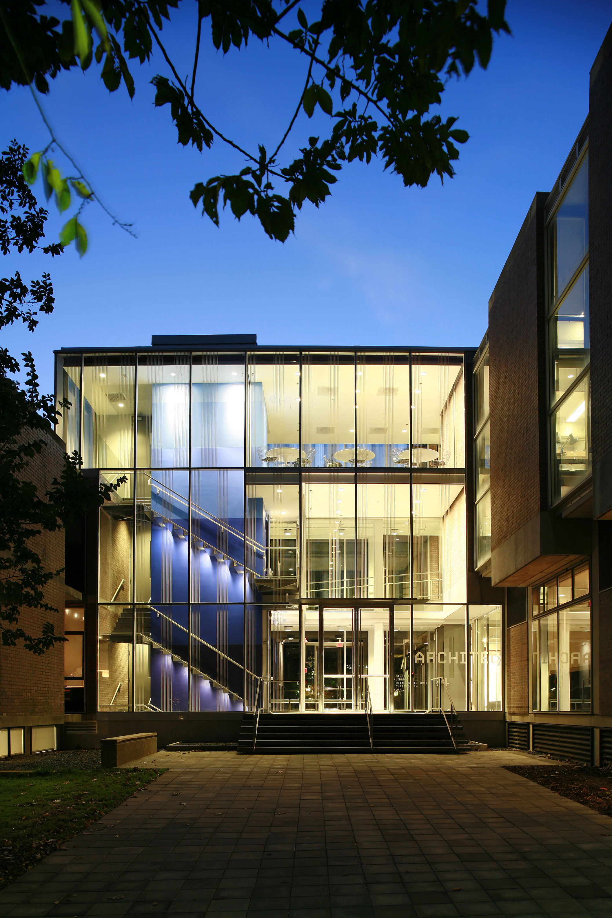 Princeton school of architecture architect magazine R house architecture research office