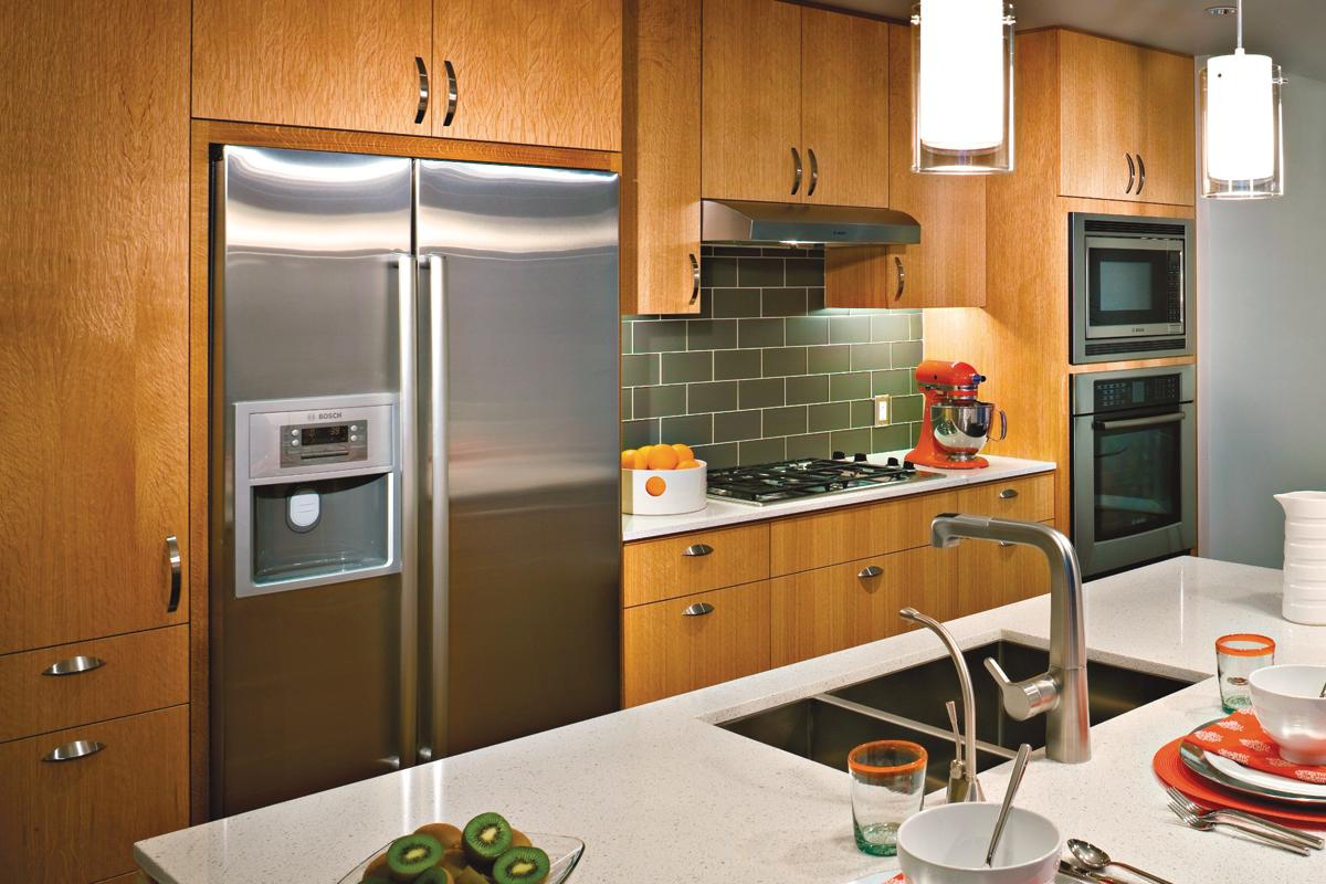 Step Out of Frame: Frameless Cabinets | Remodeling | Cabinets ...