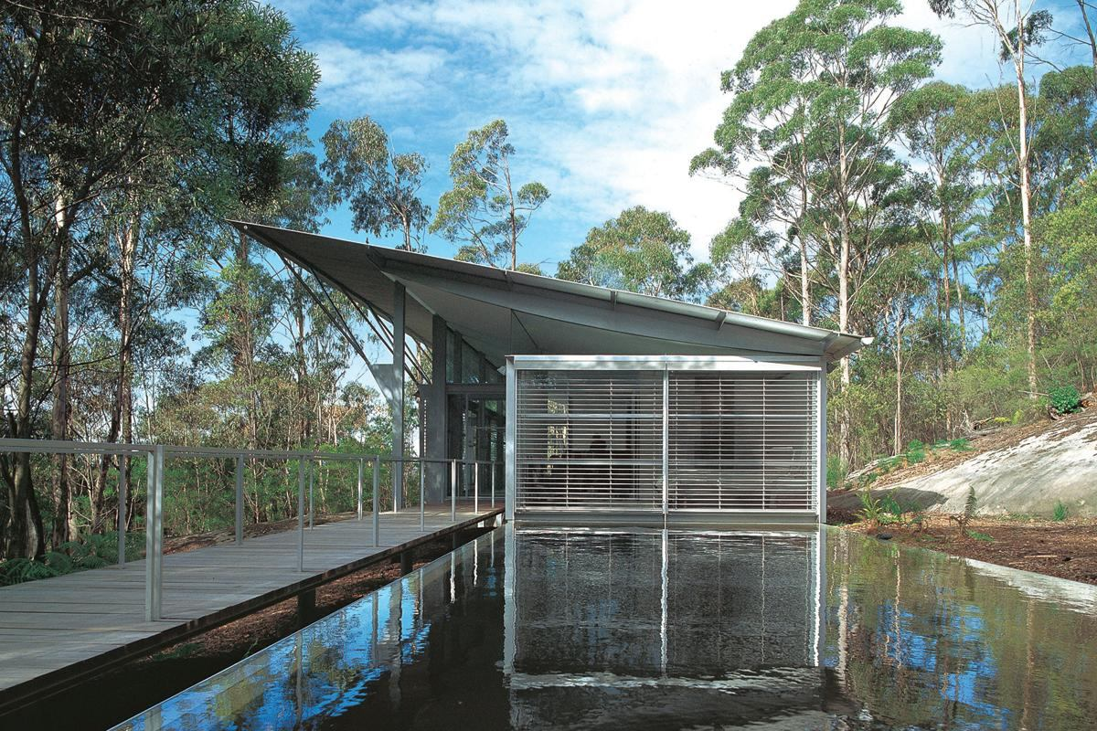 Top Ten Architects Ra50 Glenn Murcutt Residential Architect Architects