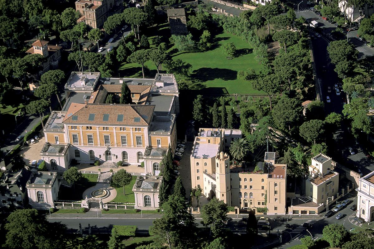 Villa Paola Roma B B