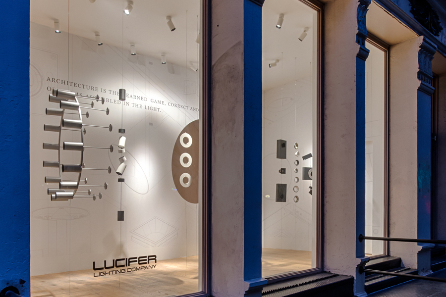 Lucifer Lighting Opens New York City Pop Up Showroom