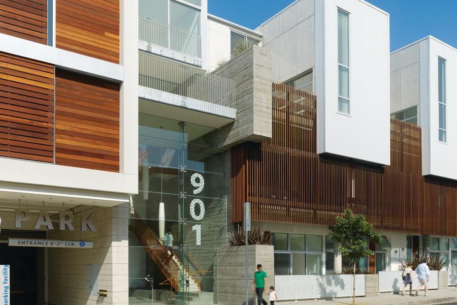 Long Beach Against High Density
