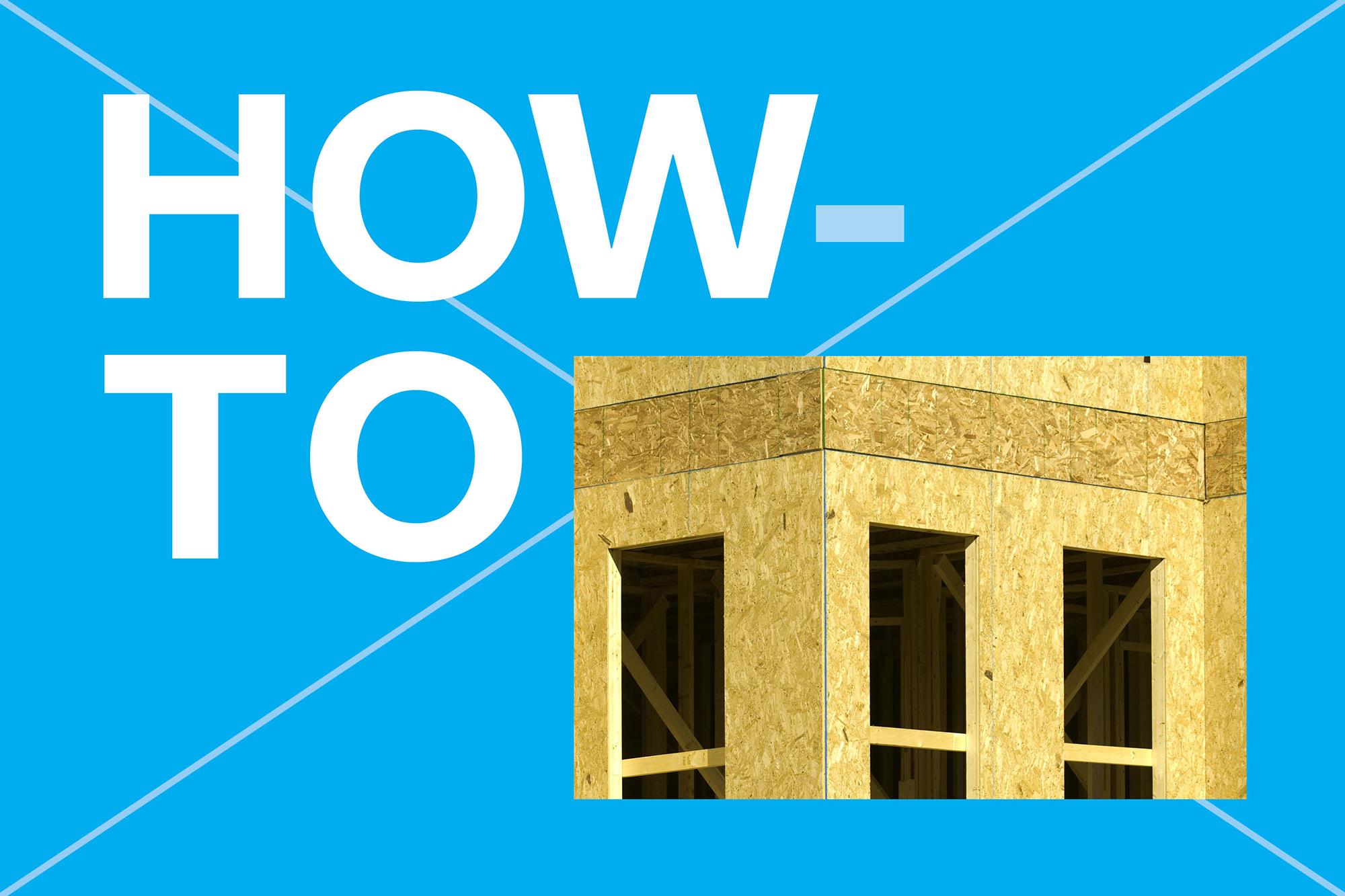 How To Specify Sheathing Architect
