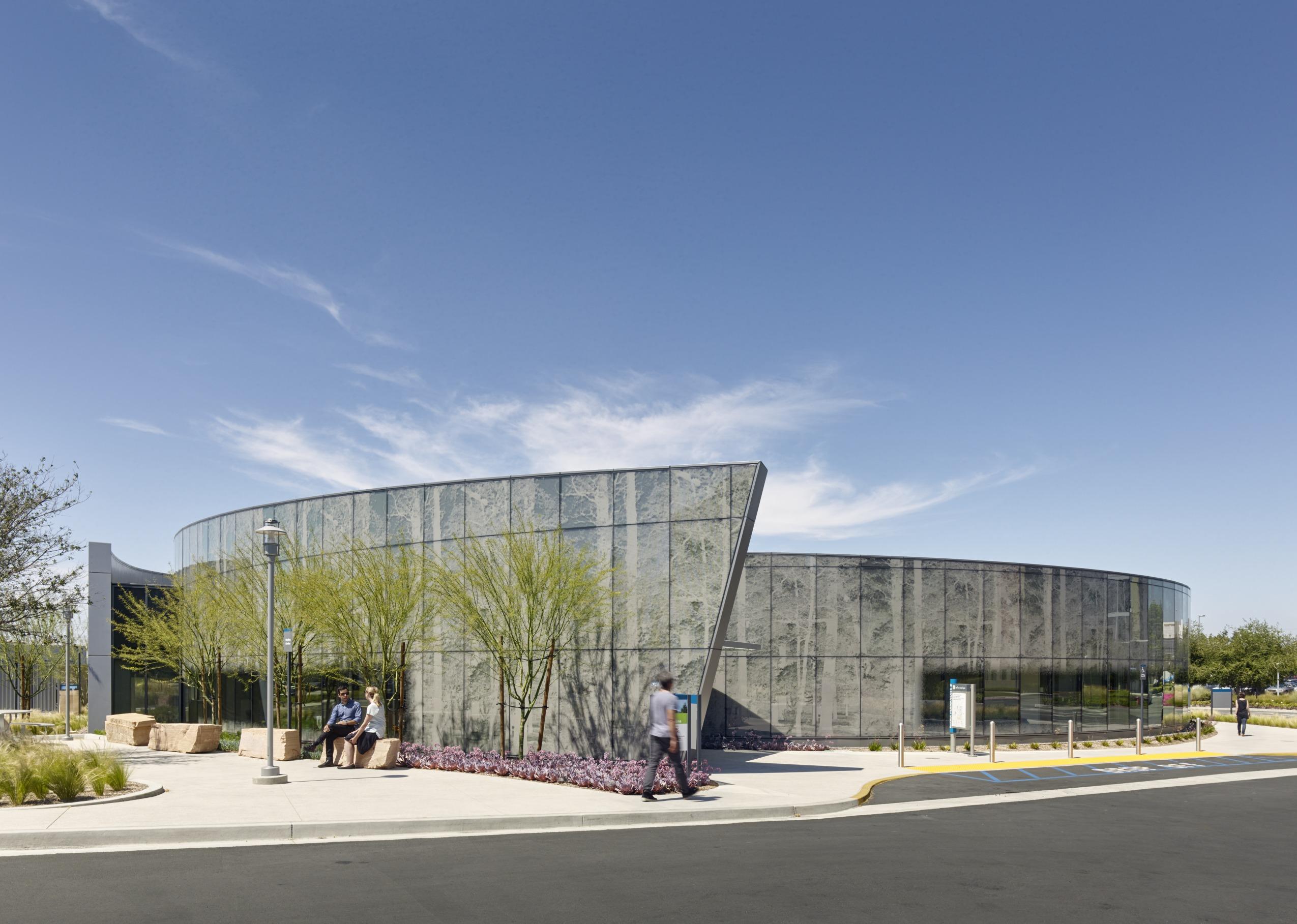 Kaiser Permanente Radiation Oncology Center Architect