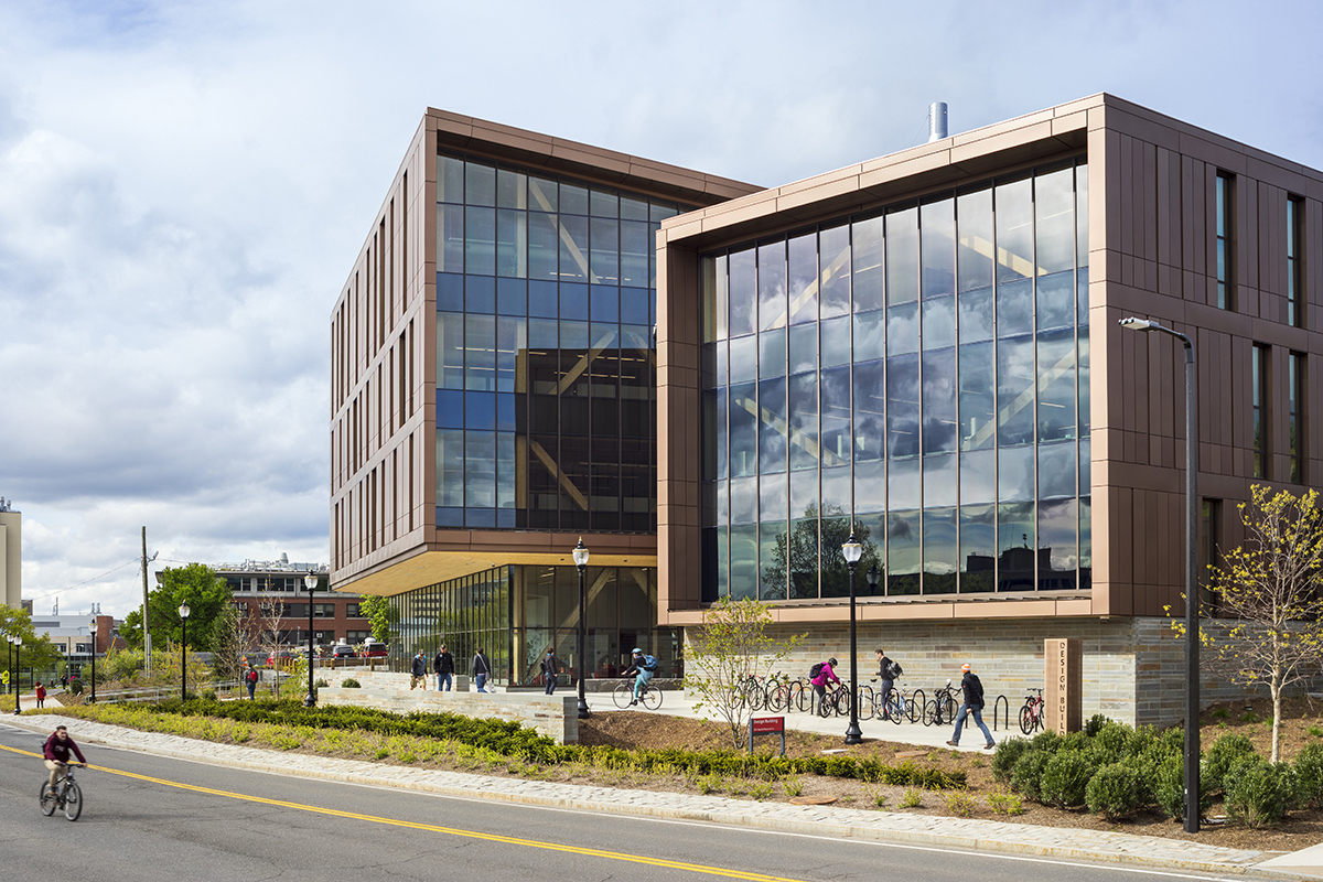 building john leers olver university projects amherst associates weinzapfel education construction project massachusetts ma architect magazine campus