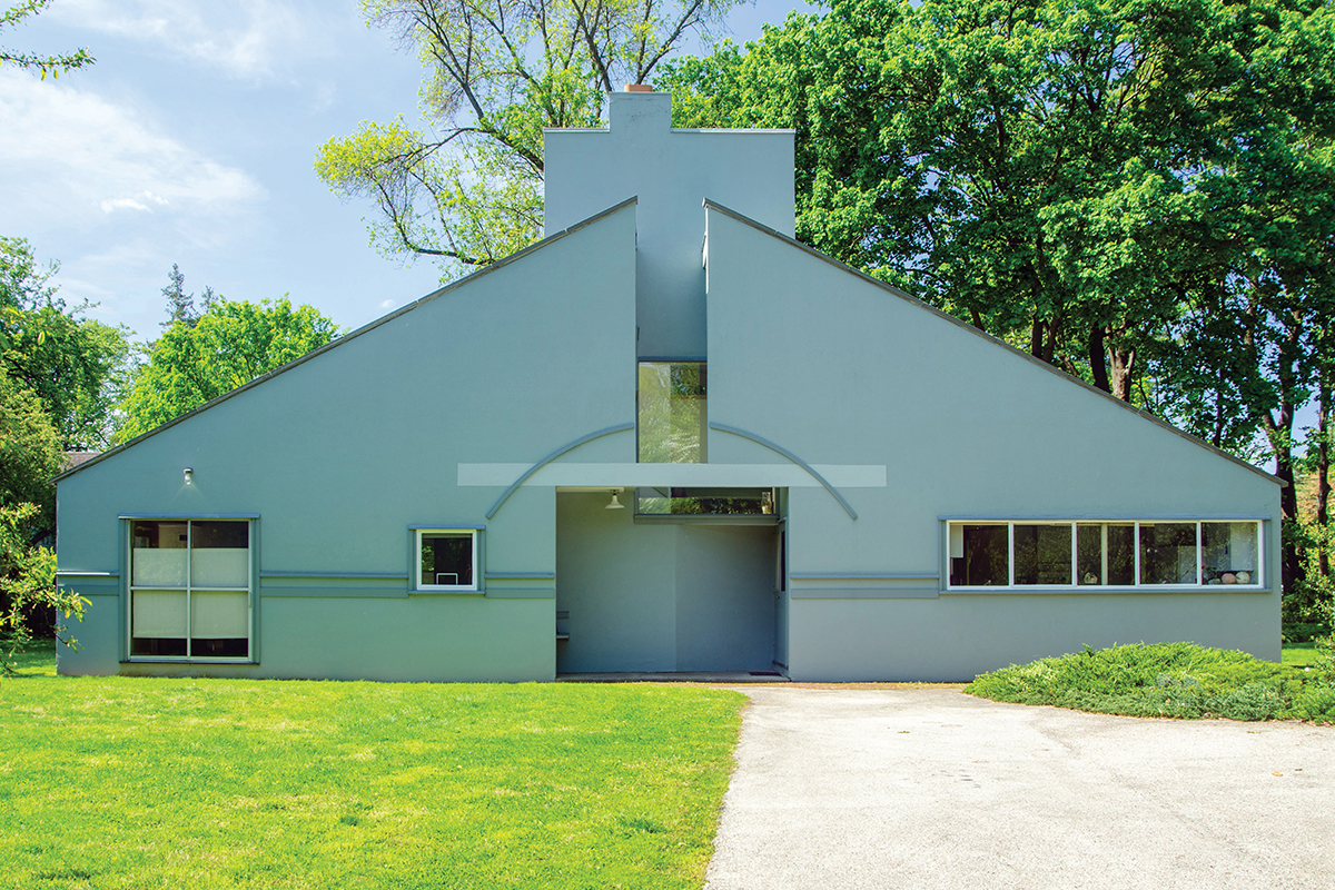 Vanna Venturi House Listed For 175 Million Architect