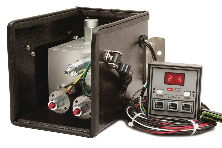 Muncie Power MESP3020 spreader control system  Public ...  Muncie Snow