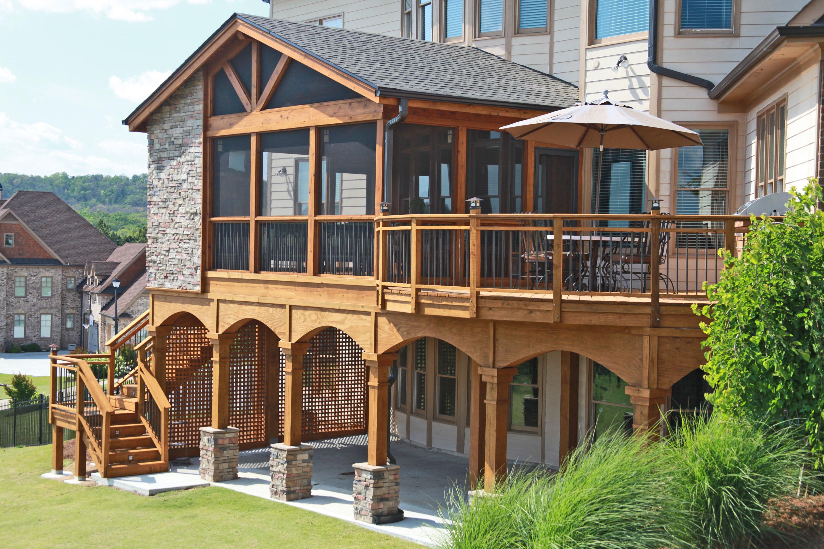 Composite Fascia Installation Tips   Professional Deck Builder ...