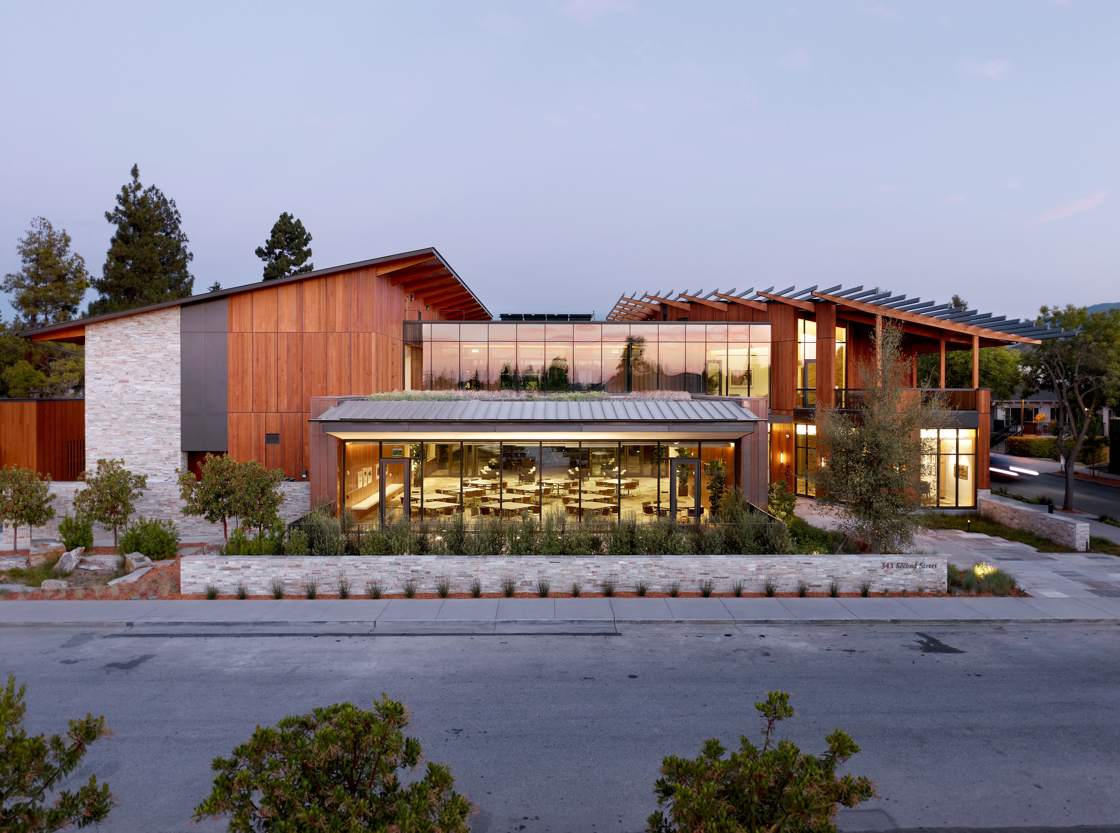 2014 Aia Cote Top Ten Winner The David And Lucile Packard