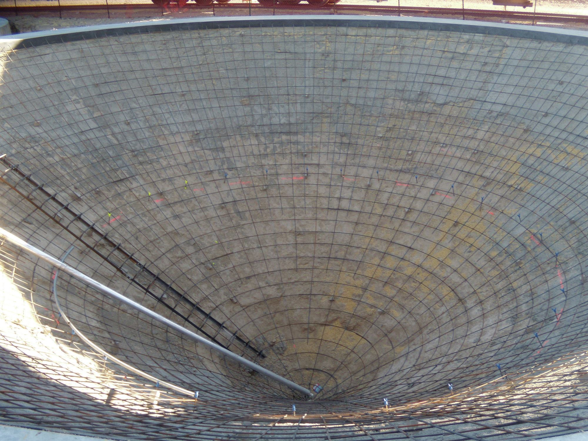 Project Of The Month Cone Shaped Concrete Challenge
