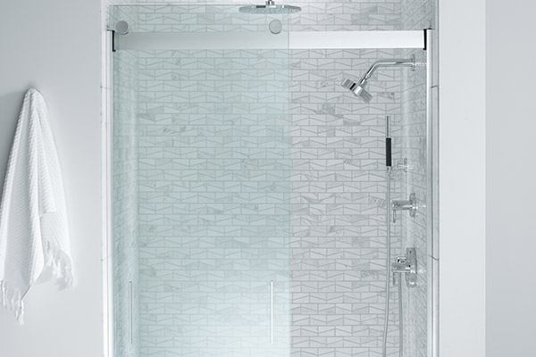 Product Levity Kohler Builder Magazine Bath Doors