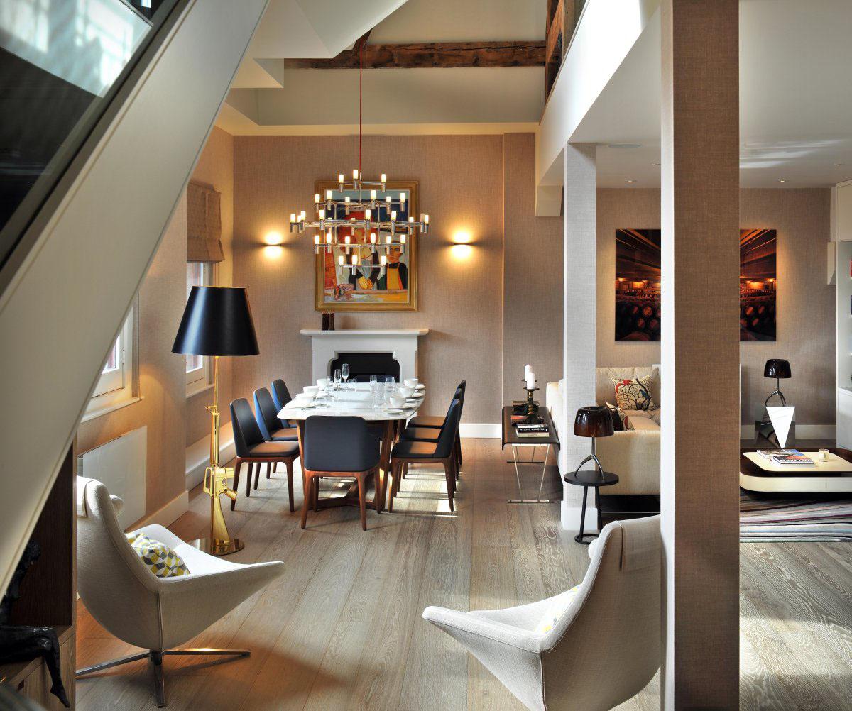 Contemporary London Interior Design Architect Magazine