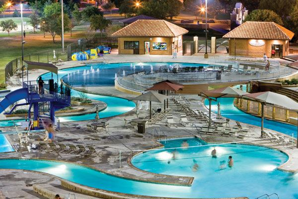 Swimming Pool Service Technician In Texarkana Texas : Texas tech university student leisure pool aquatics
