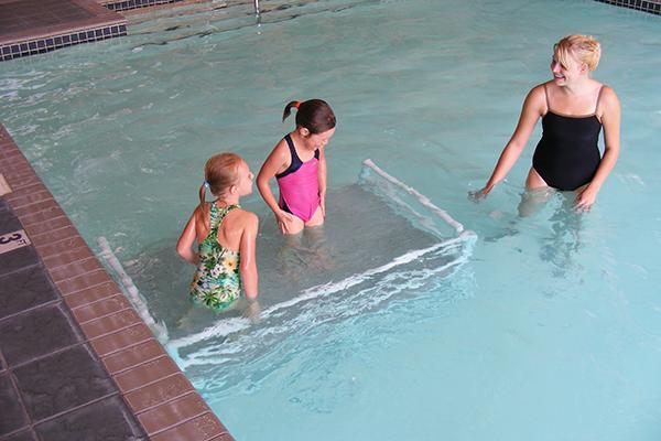 Swim Training Platforms Aquatics International Magazine