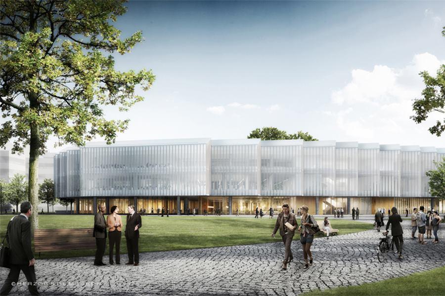 Morning News Roundup: Herzog and de Meuron Design for