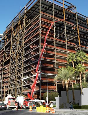 Building The Fontainebleau Concrete Construction Magazine