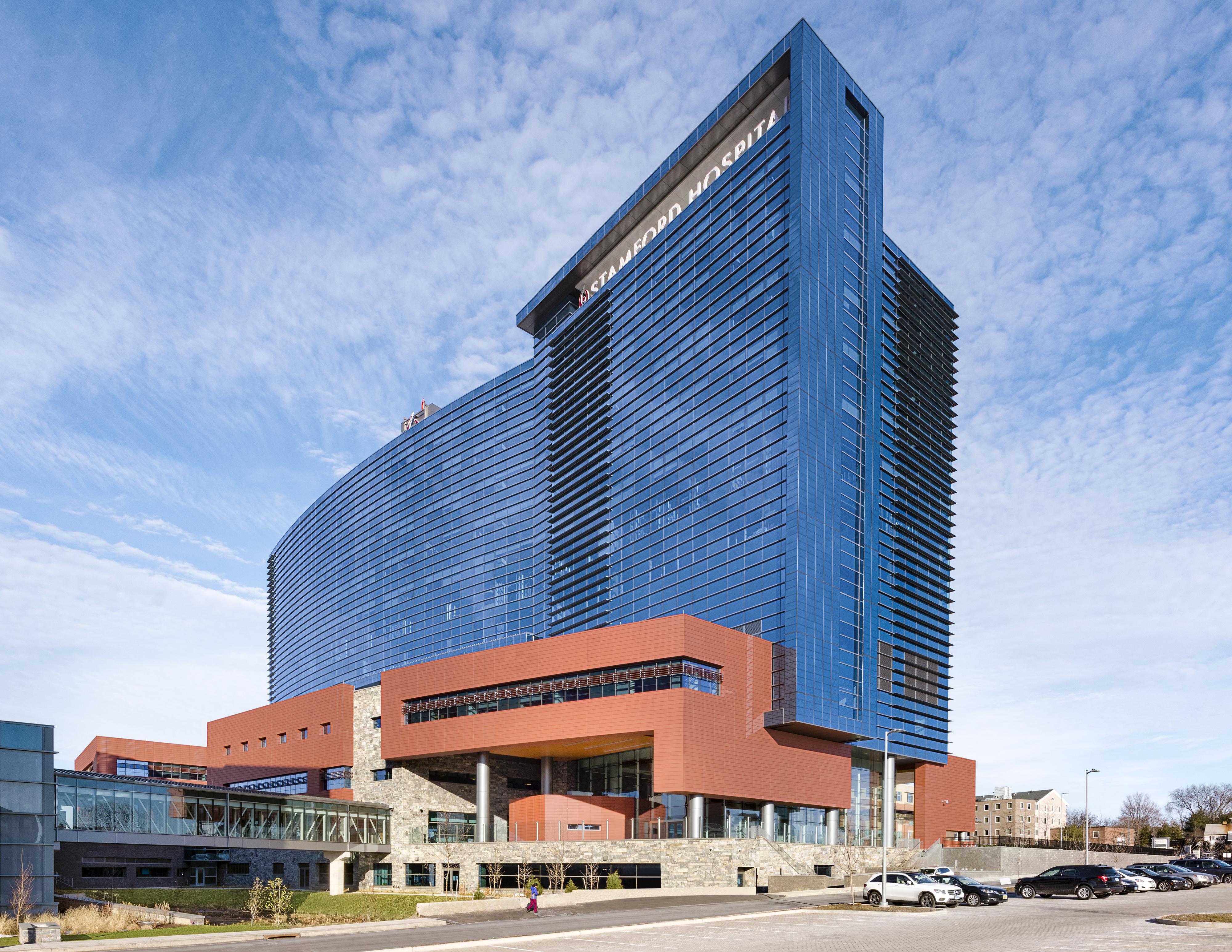 Stamford Hospital Architect Magazine Eyp Health
