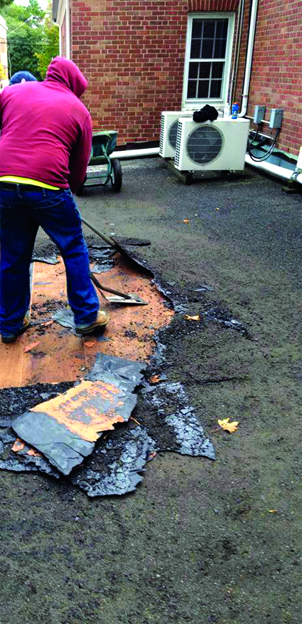 Beware Coal Tar Pitch Jlc Online