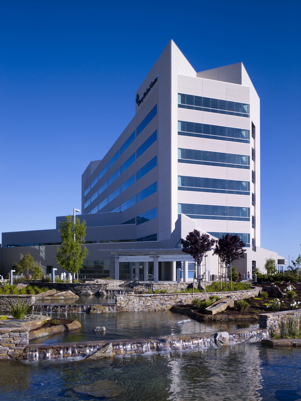Mercy Medical Center Merced Replacement Hospital