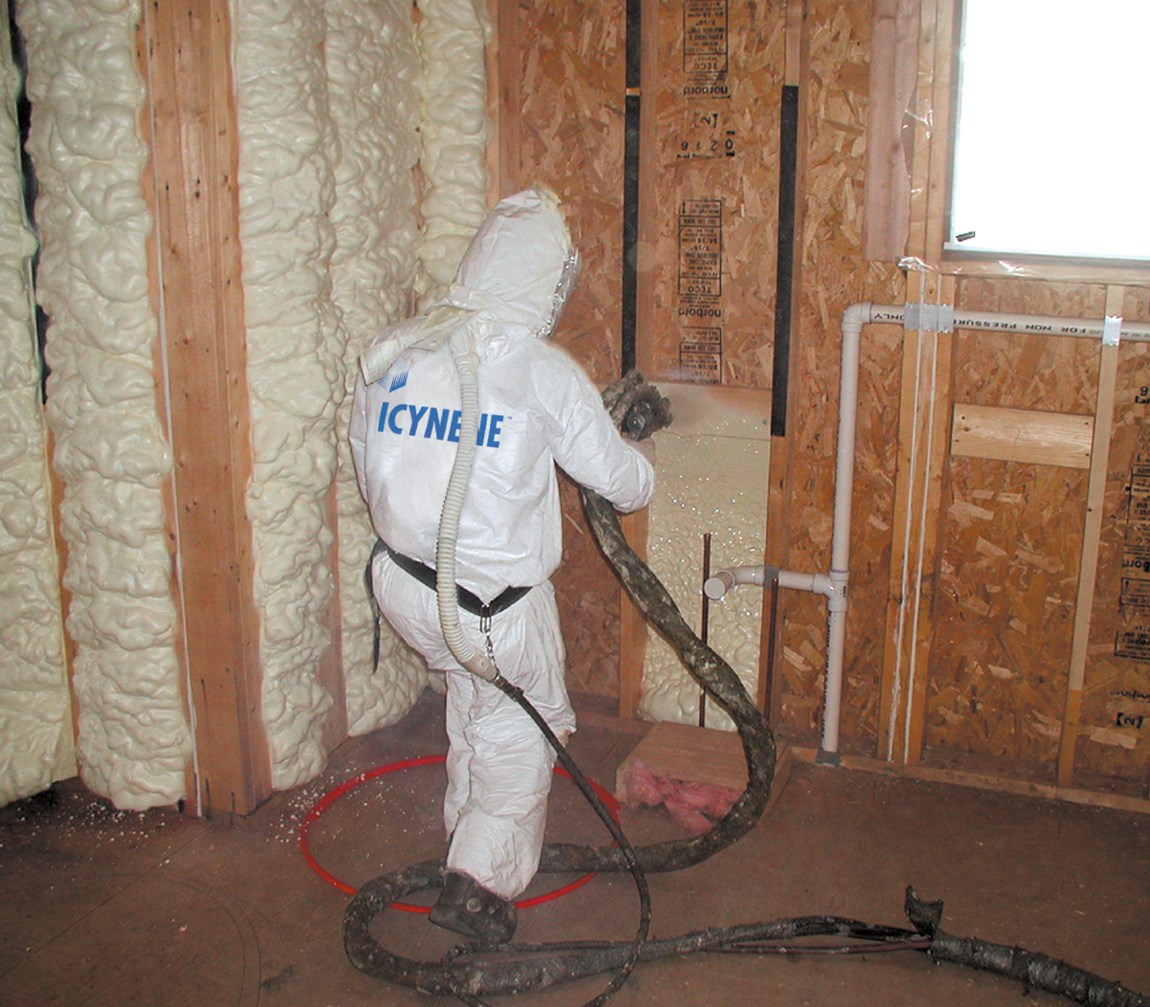 Fiberglass And Spray Foam Battle For Insulation Market