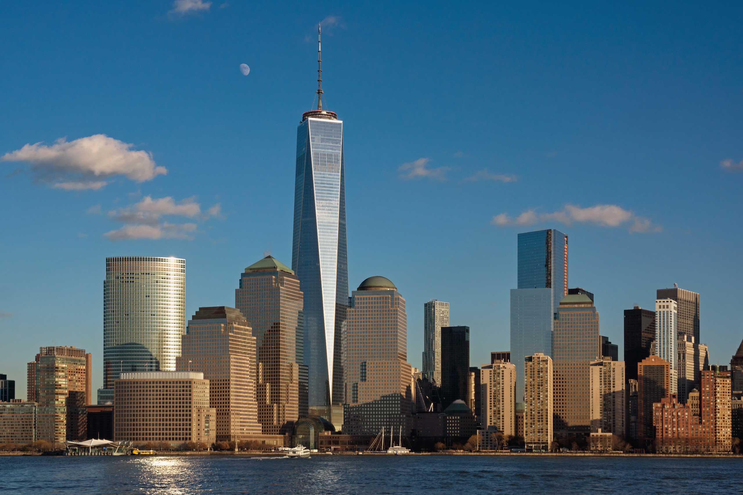 One World Trade Center Opens Its Doors Architect Magazine