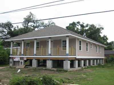 Project House Showcases Flood Tolerant Building Assemblies