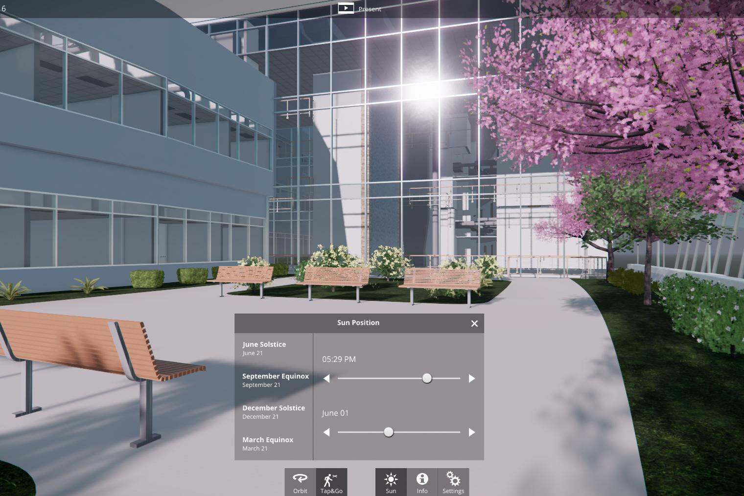 Autodesk Live Turns Revit Models into Interactive 3D