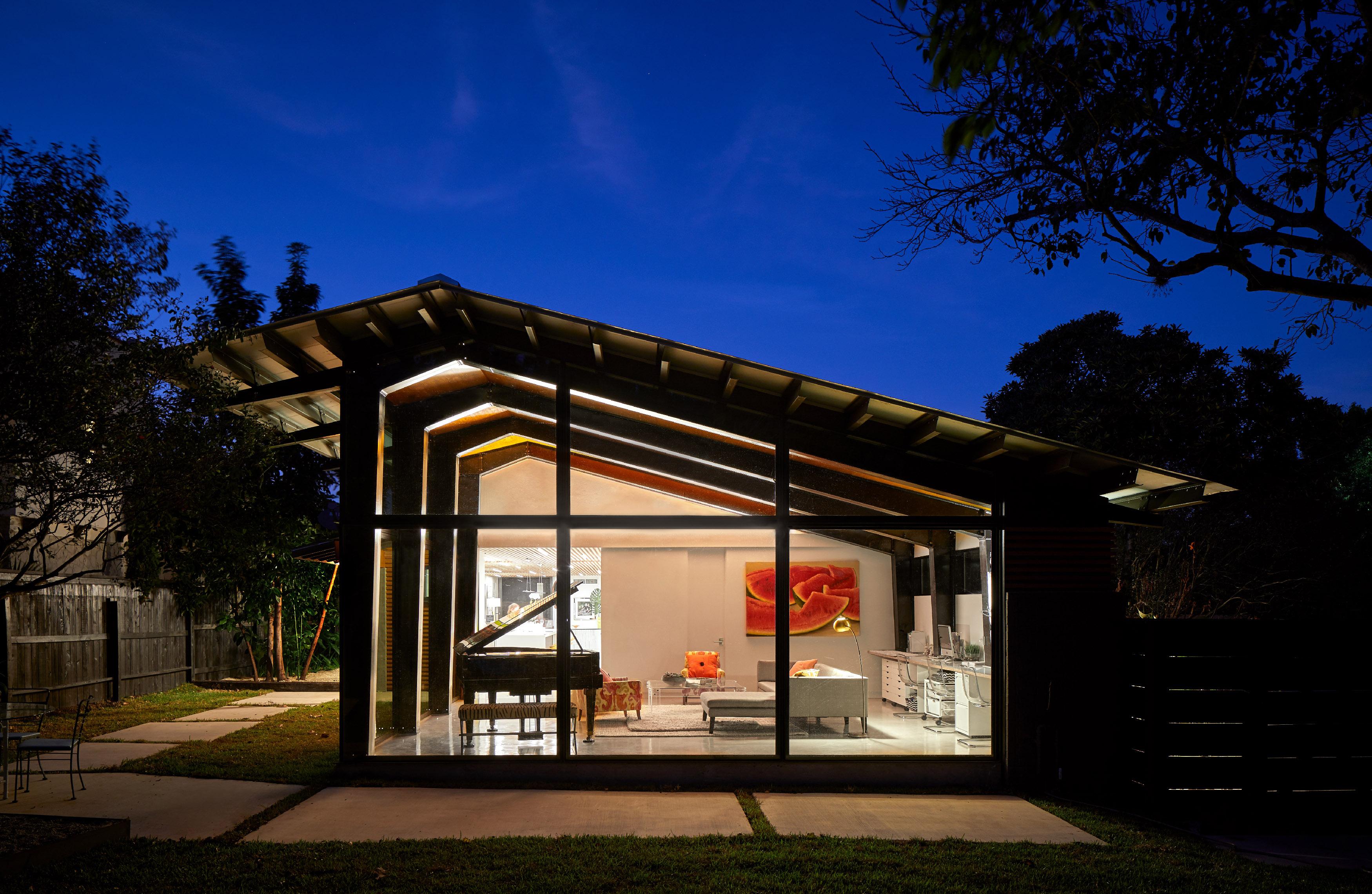 Stanford Residence Builder Magazine Dado Group Olmos