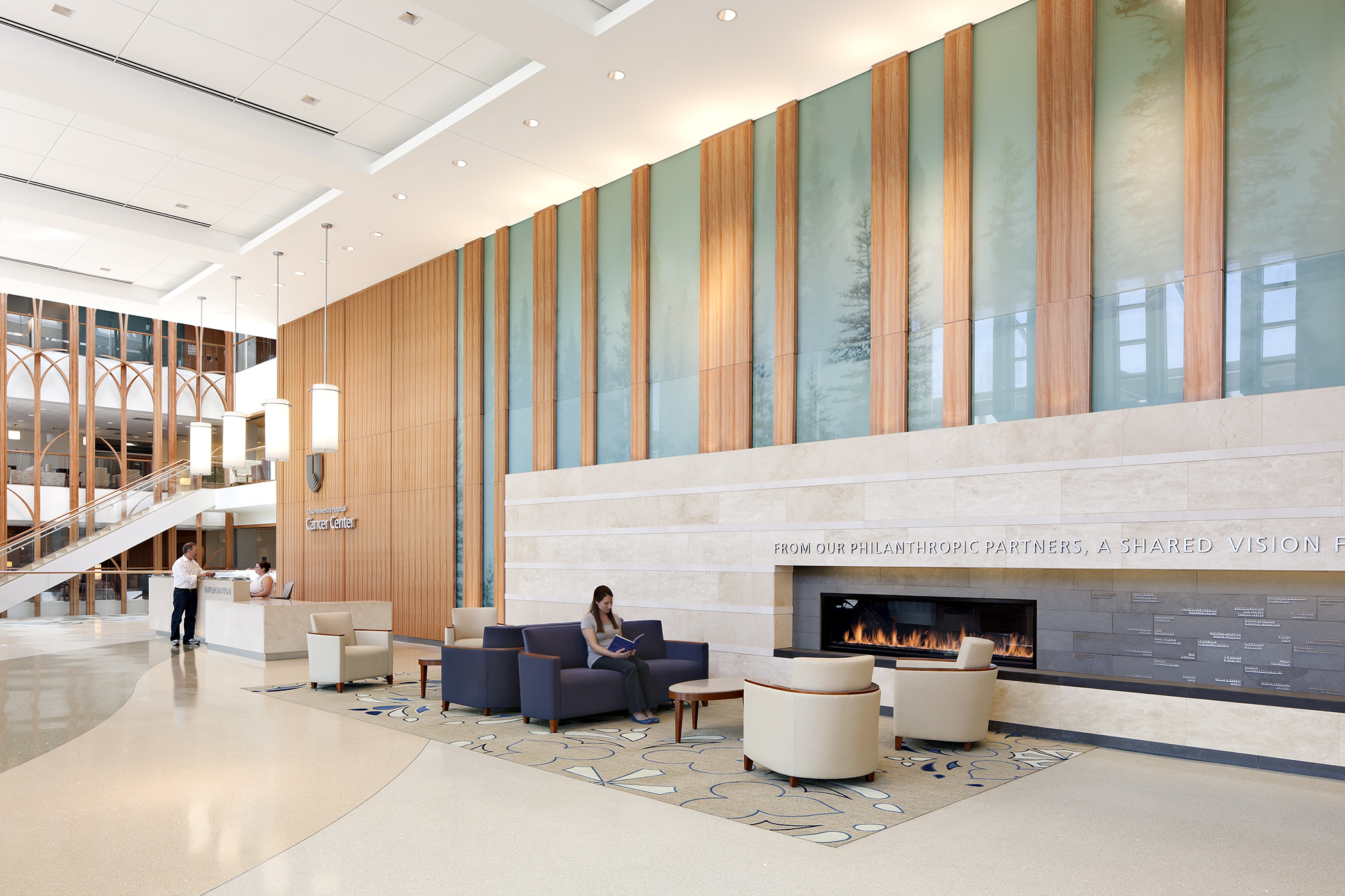 Home Design Studio Durham Nc Duke Cancer Center Architect Magazine Tsoi Kobus