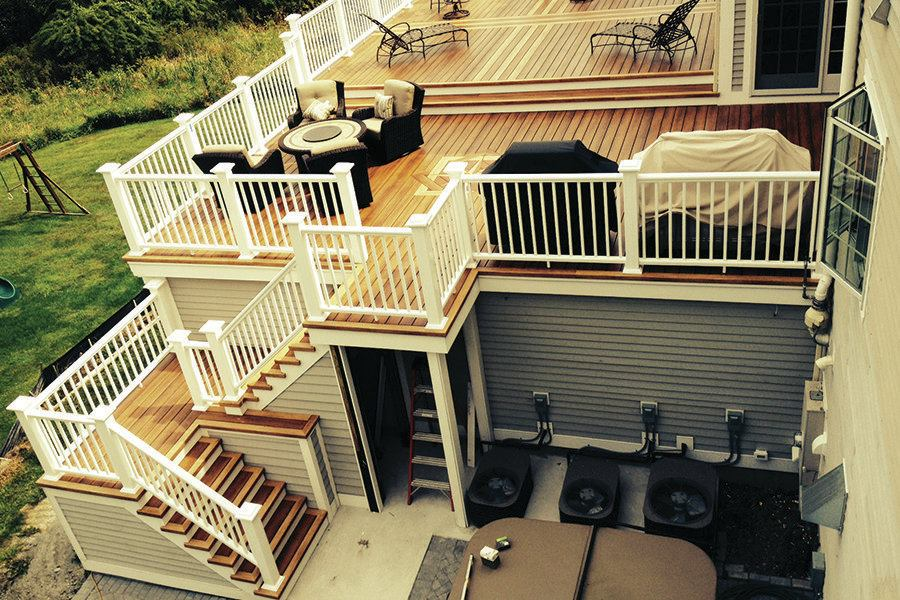 Outdoor Bonus Room Professional Deck Builder