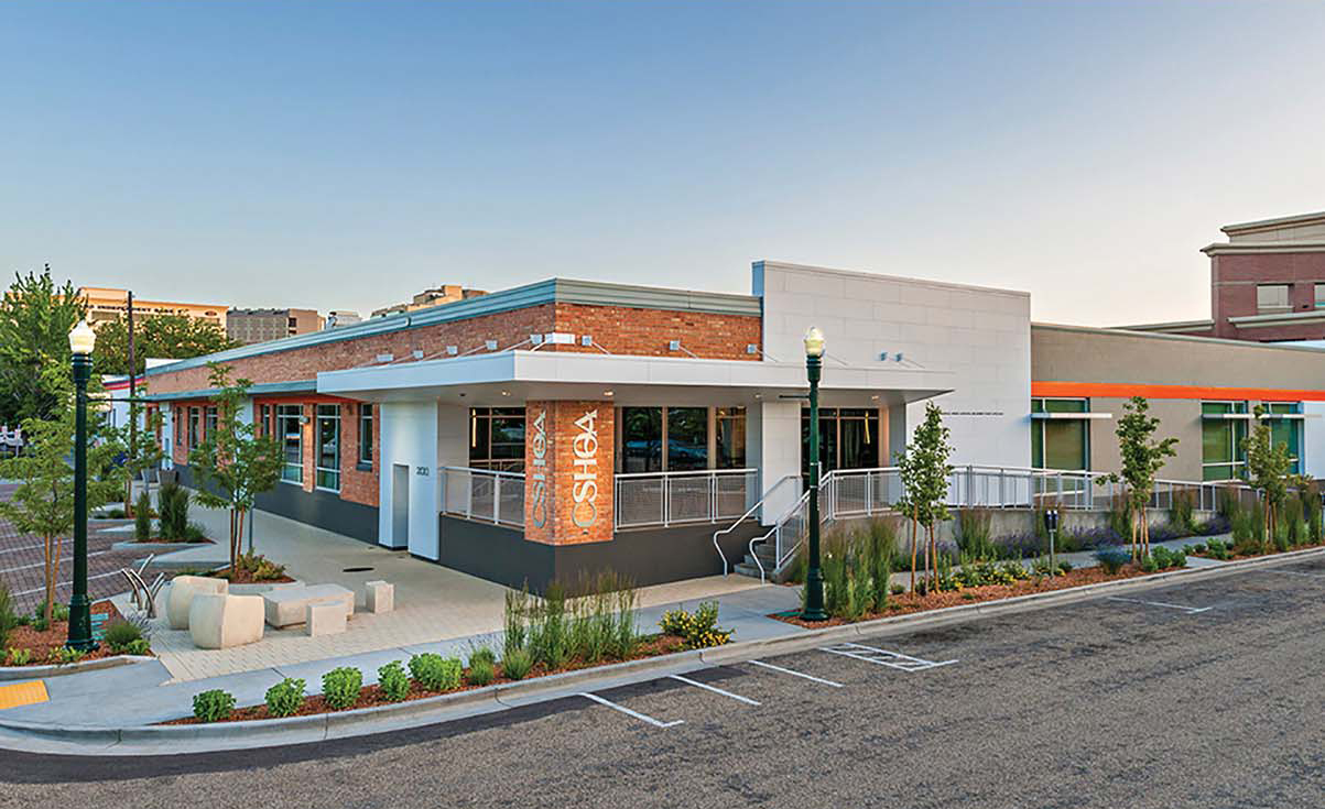 Cshqa offices architect magazine cshqa boise id for Boise residential architects
