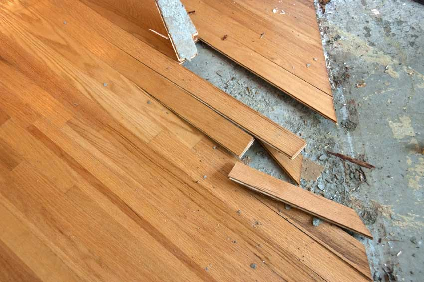 Should You Install Flooring On Damp Concrete Concrete
