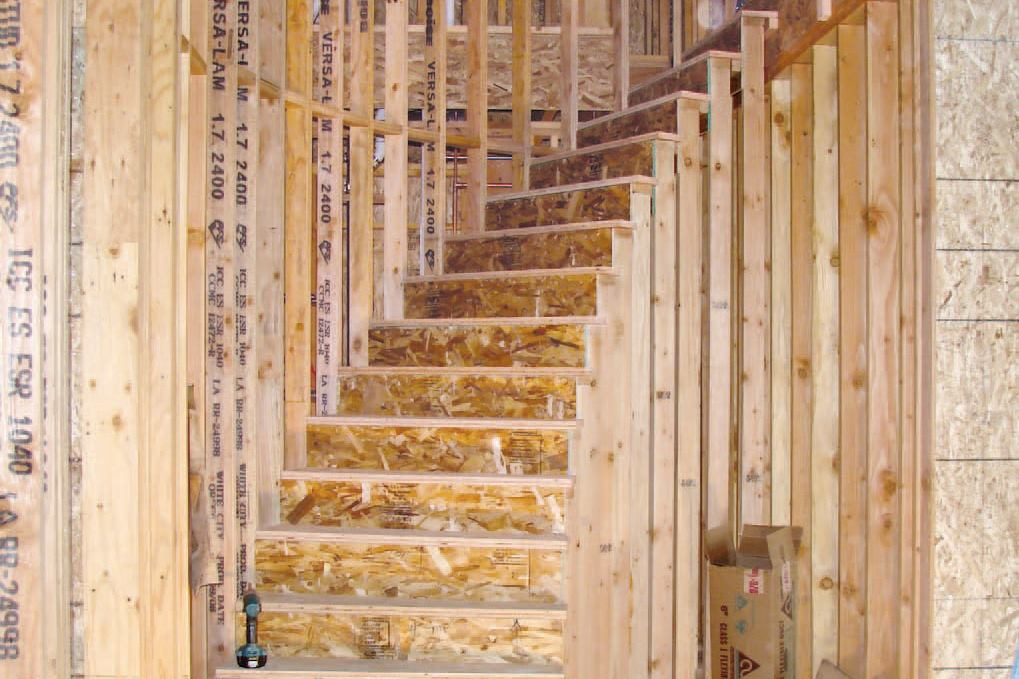 Framing An Elliptical Staircase Jlc Online Staircases
