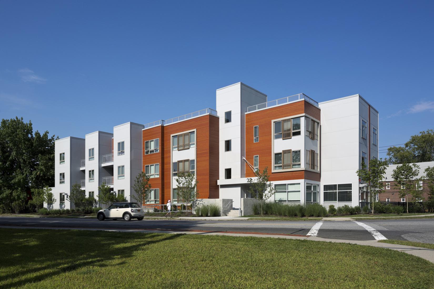 22 Tarrytown Workforce Housing Architect Magazine