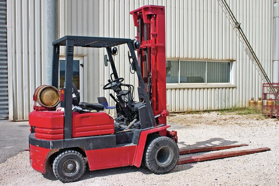 Safety Training For Forklift Operators Concrete Construction