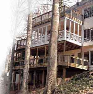 Elevated Decks Professional Deck Builder Framing