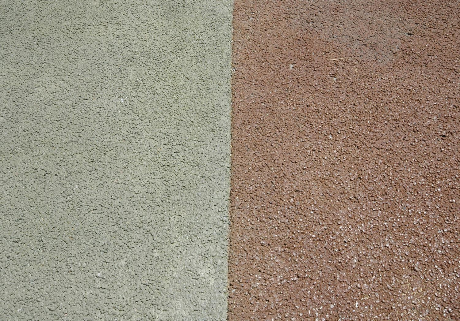 Colored pervious fits the bill concrete construction magazine colored pervious concrete fits the bill geenschuldenfo Image collections
