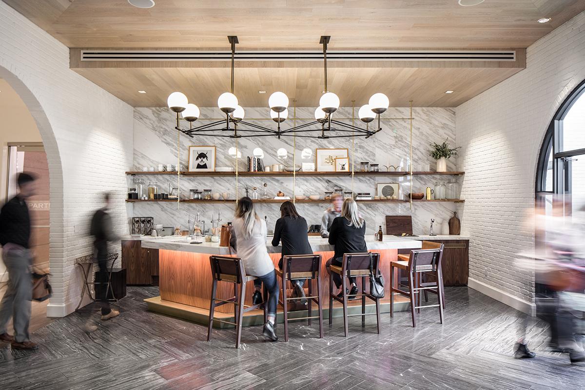 Halcyon Hotel | Architect Magazine | Gkkworks, Denver, CO ...